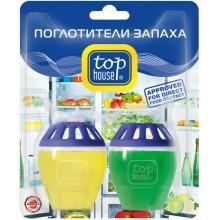 Поглотитель запаха для холодильника Top House 393200 Лимон/Лайм