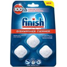 Очиститель для посудомоечных машин Finish 3 шт