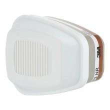 Фильтры для масок 3M комбинированные, от газов/паров/аэрозолей АХРЗ NR, 2 шт (6098)