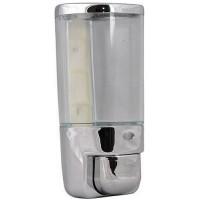 Дозатор для жидкого мыла Argo F Chrome, 450 мл (AGP 39.107C 450)