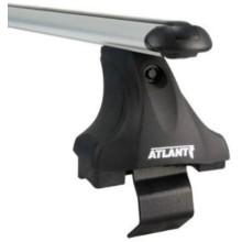 Багажные дуги Atlant для Skoda Rapid, VW Polo VI (7650)