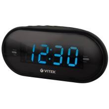 Часы с радио VITEK VT-6602 Black