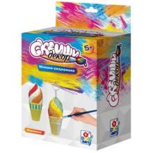 Товар для детского творчества 1toy Сквиши Декор: Мороженое (Т15686)