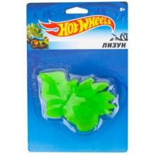 Лизун 1toy Hot Wheels, зеленый (Т16662)