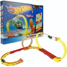 Мото-трек 1toy Hot Wheels: Мотофристайл (Т16721)