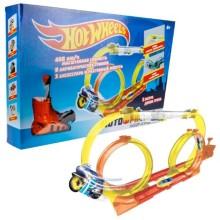 Мото-трек 1toy Hot Wheels: Мотофристайл (Т16722)