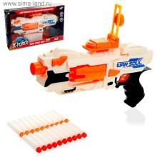 Бластер WOOW-TOYS War soul gun (4300975)