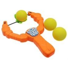 Детский игровой набор 1toy Т13064 Игрушка оружие: рогатка с шариками