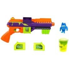Игрушечное оружие 1toy Слайм Бластер: Атака монстров (Т15830)