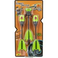 Игровой набор 1toy Street Battle: Стрелы (Т17363)