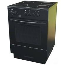 Электрическая плита ЗВИ 517 B, черная