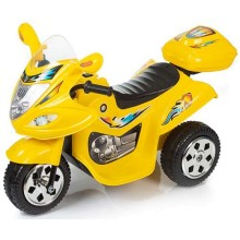 Электромобиль BABYHIT Little Racer Yellow (LITTLE_RACER_Y)