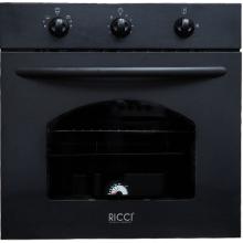 Газовый духовой шкаф Ricci RGO-610BL