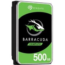 Внутренний жесткий диск Seagate Barracuda 500GB (ST500LM030)