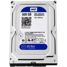 Внутренний жесткий диск WD 500GB Blue (WD5000AZLX)