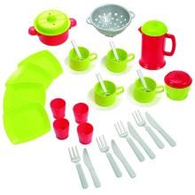 Игровой набор ECOIFFIER Посуда в сумке (ECO2640)