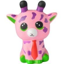 Игрушка-антистресс 1toy Мммняшка Squishy: Жирафик (Т14686)
