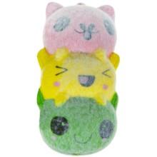 Игрушка-антистресс 1toy Мммняшка Squishy: Три кота (Т16208)