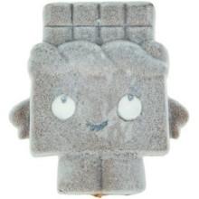 Игрушка-антистресс 1toy Мммняшка флок Squishy: Шоколадка (Т16209)