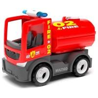 Пожарная машина EFKO с цистерной, 22 см (27082EF-CH)