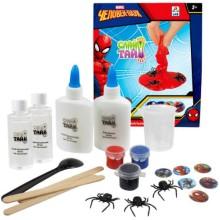Игровой набор 1toy Слайм тайм: Человек-паук, большая упаковка (Т14293)