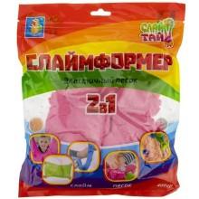 Слаймформер 1toy 400 г, светло-розовый (Т16543LР)