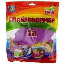 Слаймформер 1toy 400 г, фиолетовый (Т16543V)