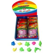 Детский игровой набор 1toy Т16543 СЛАЙМФОРМЕР 400гр