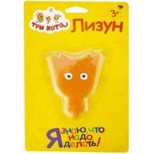 Детский игровой набор Три Кота Т16659 Лизун ТРИ КОТА. Карамелька в упаковке