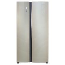 Холодильник Ginzzu NFK-530 Champagne Glass