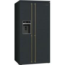 Холодильник Smeg SBS8004AO Coloniale