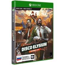 Игра для Xbox SKYBOUND Disco Elysium - The Final Cut. Стандартное издание