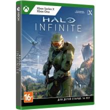 Игра для Xbox One Microsoft Halo Infinite