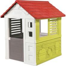 Детский уличный домик Smoby Lovely (810705)