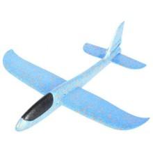 Планер Bradex DE 0431 большой, размах крыльев 48 см, синий