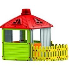 Игровой домик DOLU для улицы (DL_3011)