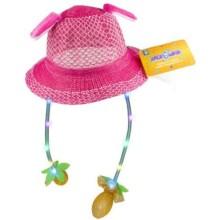 Шляпка летняя 1toy Хлоп-Ушки (Т18845)