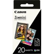 Картридж для фотоаппарата Canon Zoemini Zink Photo Paper, 20 листов (ZP-2030-20)