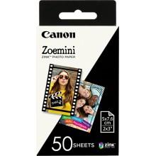 Картридж для фотоаппарата Canon Zoemini Zink Photo Paper, 50 листов (ZP-2030-50)