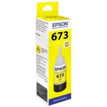 Чернила Epson T6734 (C13T67344A)
