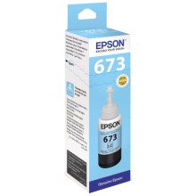 Чернила Epson T6735 (C13T67354A)