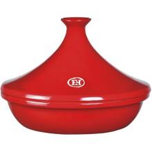 Тажин керамический Emile Henry 3,5 л, красный (345632)
