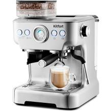 Кофеварка рожковая Kitfort КТ-755