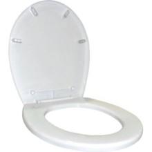 Сиденье для унитаза Branq белое (BQ2600БЛ)