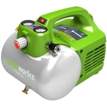 Компрессор электрический Greenworks GAC6L (4101302)