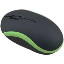 Мышь Ritmix ROM-111 Black/Green