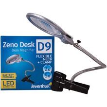 Лупа настольная Levenhuk Zeno Desk D9 (70444)