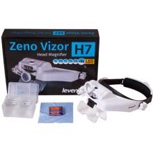 Лупа налобная Levenhuk Zeno Vizor H7 (72611)
