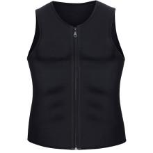 Фитнес-корсет для похудения CLEVERCARE мужской, L, черный (PC-06L)