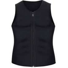 Фитнес-корсет для похудения CLEVERCARE мужской, XL, черный (PC-06XL)